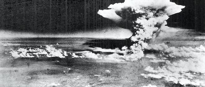 Le 6 août 1945 à 8 h 45, l'équivalent de 16 kilotonnes de TNT venaient s'abattre sur Hiroshima au Japon.