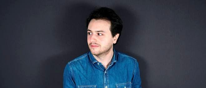"""Tristan Garcia sort son sixième roman, """"7"""" (éditions Galliamard)."""