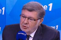 Le secrétaire d'État aux Transports Alain Vidalies a soutenu sur Europe 1 des contrôles « discriminatoires » et « efficaces »