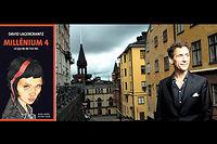 David Lagercrantz, journaliste et écrivain suédois, photographié à Stockholm le 24 juin 2015.