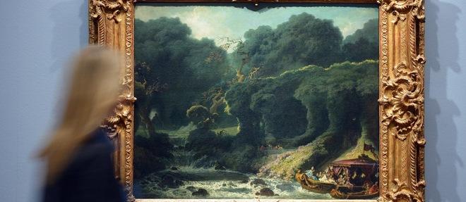 Fragonard, le peintre du bonheur. ©ULI DECK