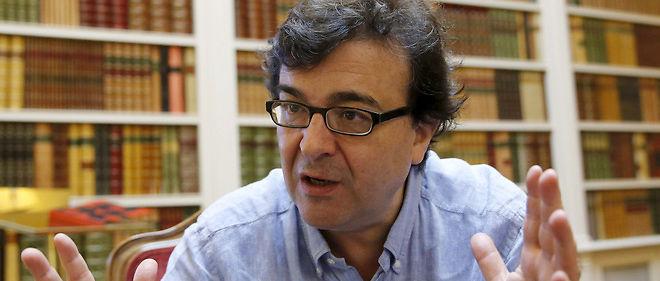 """Javier Cercas publie """"L'Imposteur"""" aux éditions Actes Sud."""