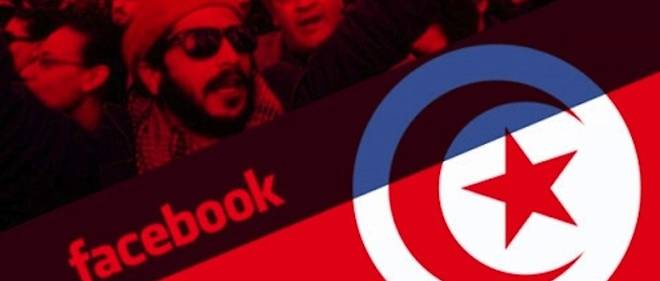 Tunisie : le Facebook de la contestation