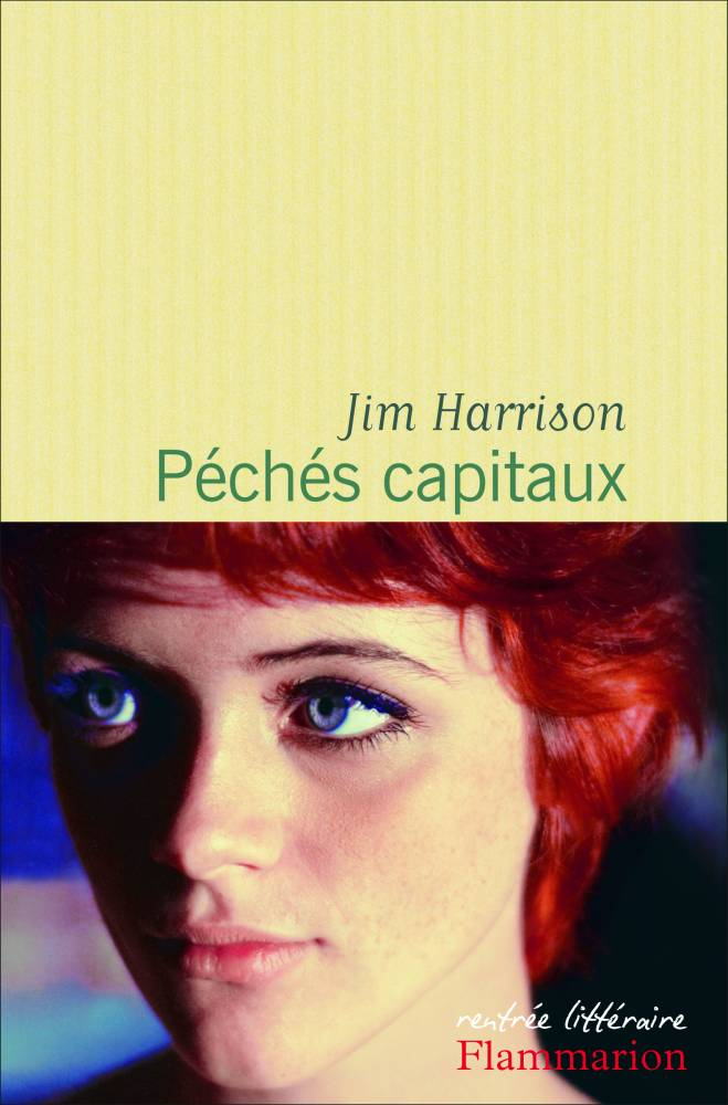 Jim Harrison © Jean-Luc Bertini Flammarion