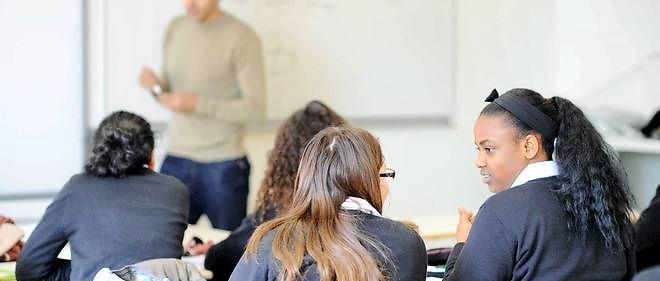 """Des cours de droit """"vivant"""" sont dispensés par des avocats aux élèves de collèges et de lycées (Photo d'illustration)."""