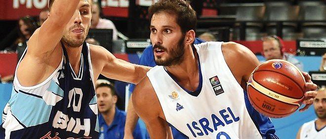 Omri Casspi, la star de l'équipe d'Israël, affronte les Bleus de Tony Parker ce soir à Montpellier.