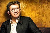 Jean-Luc Mélenchon. ©olivier coret/ divergence