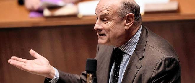 """Jean-Marie Le Guen raille les propositions de Nicolas Sarkozy à propos de """"nouvelles négociations"""" sur l'espace Schenguen"""