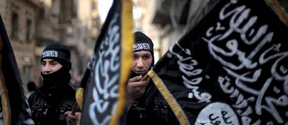 Des combattants du Front Al-Nosra en Syrie