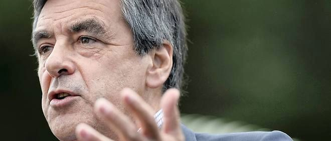 Francois Fillon, photo d'illustration.