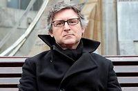 Le philosophe français Michel Onfray à Hérouville-Saint-Clair en novembre 2011.