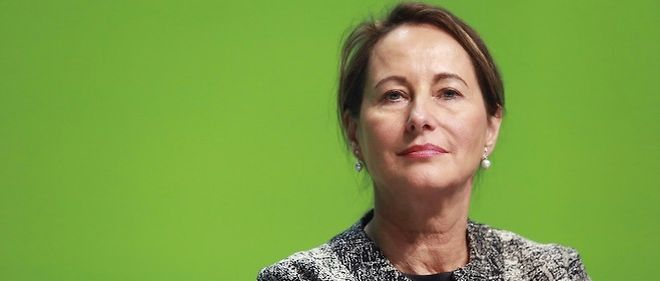 Segolene Royal, le 29 janvier 2015 a Bordeaux, photo d'illustration.
