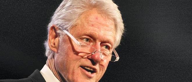 Bill Clinton, photo d'illustration.