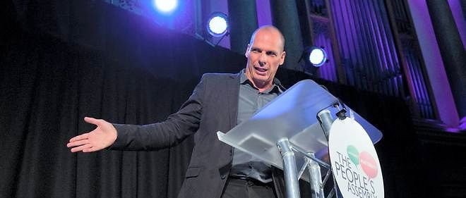 Yanis Varoufakis, photo d'illustration.
