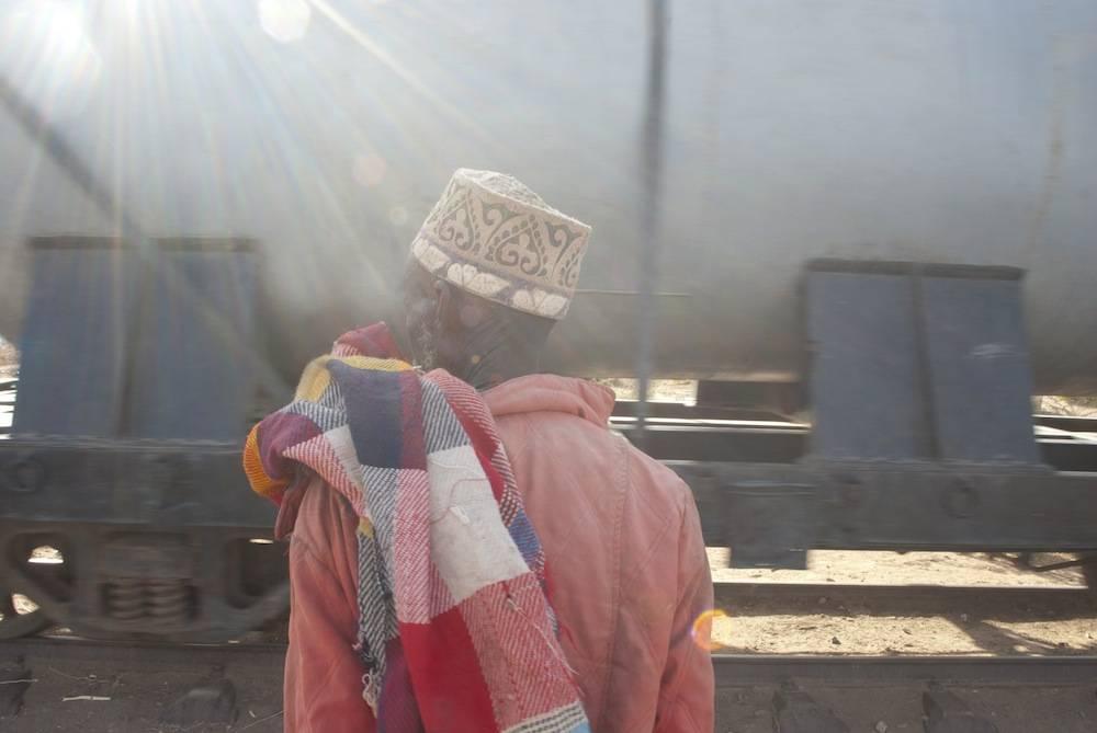 Un ancien employé des chemins de fer Addis Abeba-Djibouti. ©  Justine Boulo