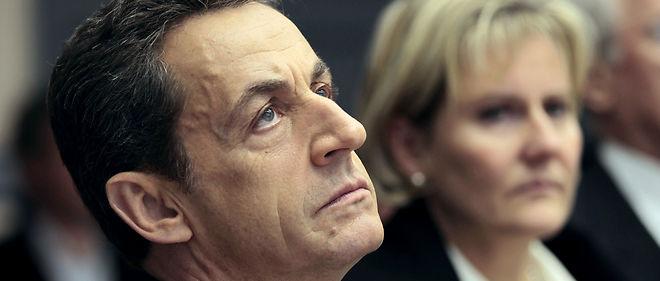 Nicolas Sarkozy est intervenu mercredi au siège des Républicains pour parler du droit du travail.