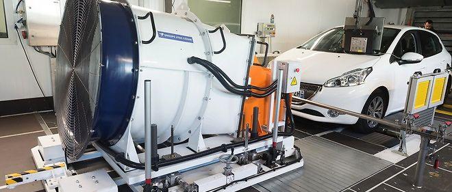 Royal Démarre Les Tests Aléatoires De Diesels En France Automobile