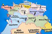 La liste des capitales régionales a été arrêtée vendredi en conseil des ministres. ©Philippe Renault