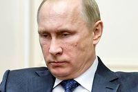 La Russie de Vladimir Poutine a mené ses premiers raids en Syrie. ©ALAIN JOCARD