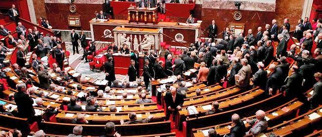L'Assemblée nationale, photo d'illustration.