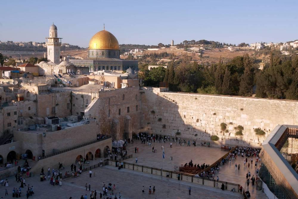 La vieille ville de Jérusalem © OMER MESSINGER NurPhoto