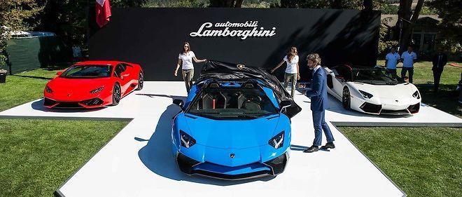 La superbe marque Lamborghini sera-t-elle vendue ? Cela poserait un problème pour le haut de gamme Audi, la R8, qui partage beaucoup de ses composants avec l'italienne.