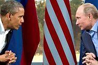 Poutine a déclenché son offensive en Syrie au risque d'une confrontation avec les États-Unis.