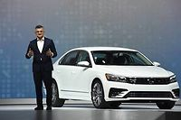 Michael Horn, le président de la branche américaine de Volkswagen, a été entendu par le Congrès. ©Chris Melzer