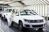 Le TIGUAN fait partie des rares modèles diesel vendus en Chine par le groupe VW.