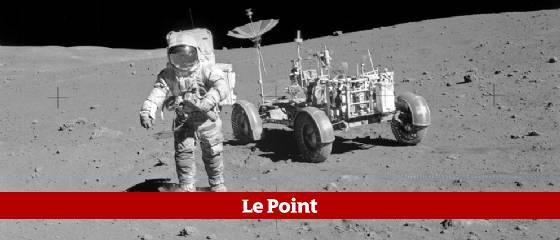 La seule montre à avoir roulé sur la Lune adjugée 1,6 million de dollars