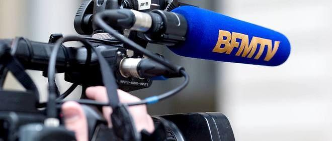 NextRadioTV, maison mère de BFM TV (photo d'illustration) et propriété d'Alain Weill, n'est pas sûre de pouvoir racheter la chaîne de la TNT Numéro 23 de Pascal Houzelot.