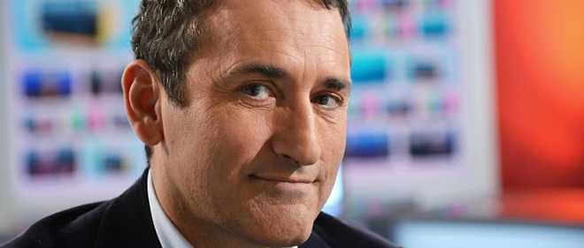 Pascal Houzelot, président de la chaîne Numéro 23.