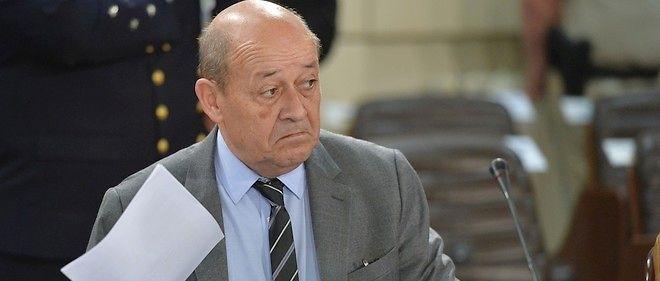 Le ministre de la Défense Jean-Yves Le Drian a confirmé vendredi sa candidature à la présidence de la région Bretagne.