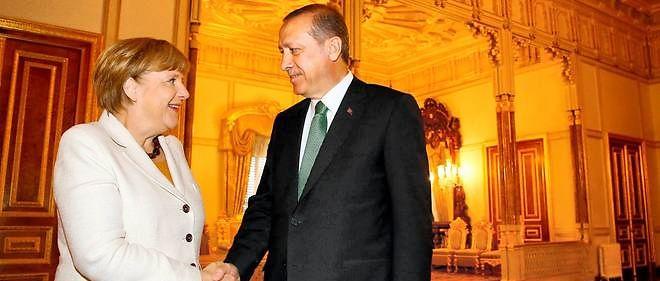 La chancelière allemande Angela Merkel a évoqué des progrès dans les pourparlers avec la Turquie à l'issue de sa visite à Ankara, où elle a rencontré le président turc Recep Tayyig Erdogan.
