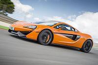 La 570S est la plus abordable et la plus gratifiante à conduire des McLaren.