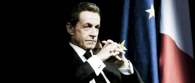 L'ancien président de la République, Nicolas Sarkozy.