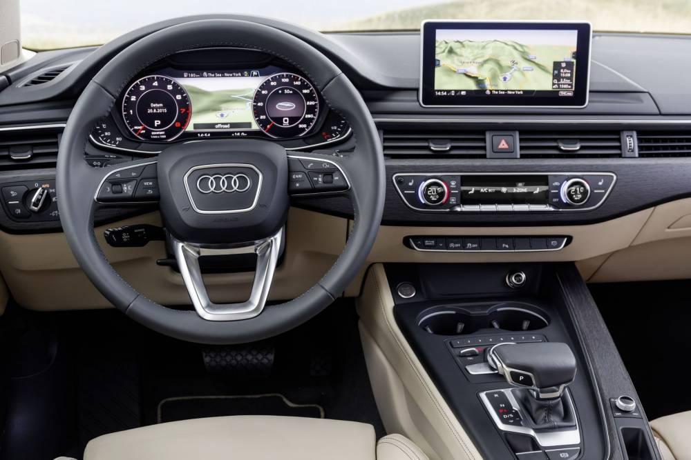Audi A4 Pour Rester En Situation Dominante Automobile