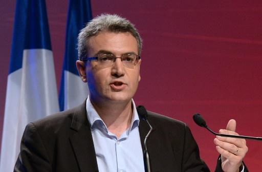 Aymeric Chauprade le 18 mai 2014 à Paris © PIERRE ANDRIEU AFP/Archives