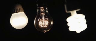 Un nouveau réseau sans-fil, baptisé Li-Fi, se sert des ondes lumineuses pour transmettre des données comme le ferait le Wifi (photo d'illustration). ©SCOTT OLSON