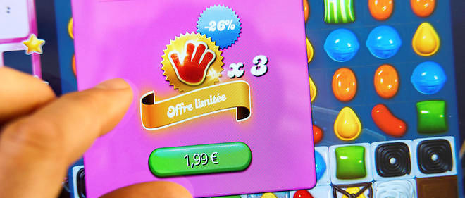 "Le createur de ""Candy Crush"" (King Digital) a ete rachete par l'editeur de ""Call of Duty"" (Activision Blizzard)."