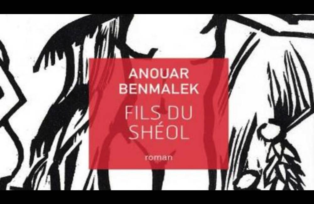 """Image de la couverture du livre d'Anouar Benmalek """"Fils de Shéol"""". ©  DR"""