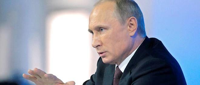 Classement Forbes Poutine Sacre Homme Le Plus Puissant Du Monde