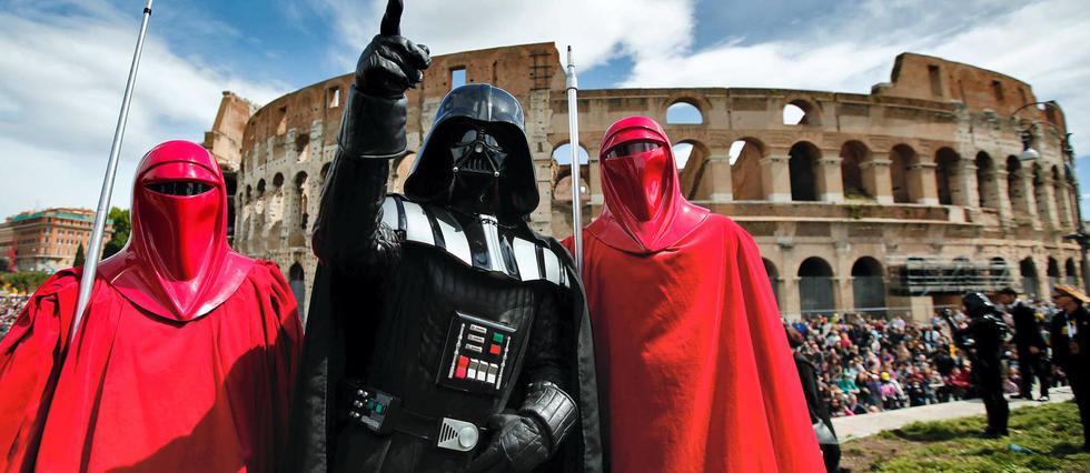 Star Wars Patrimoine Mondial De Lhumanité Le Point