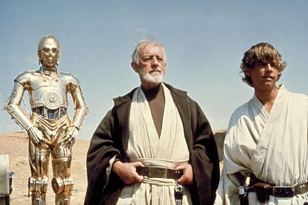 Star Wars, la guerre des etoiles ©  DR