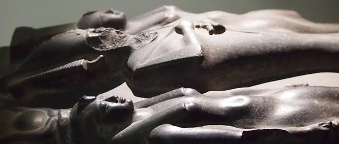 Égypte : dans les coulisses du futur musée de Gizeh