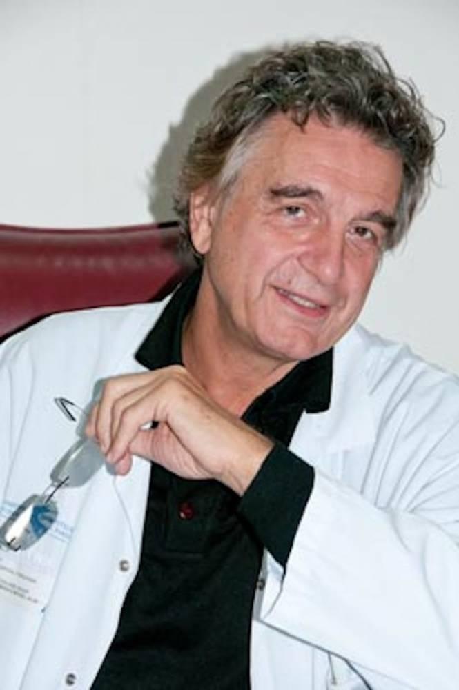 Michel Reynaud, psychiatre et président du fonds Actions Addictions. ©  DR