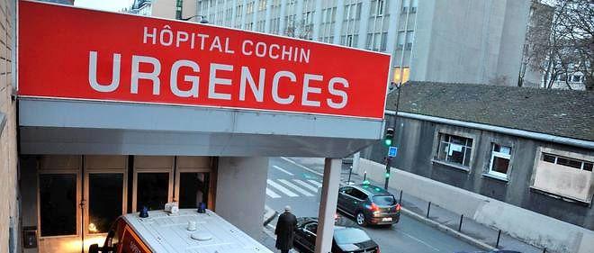 Urgences de l'hôpital Cochin