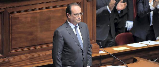 François Hollande, photo d'illustration.