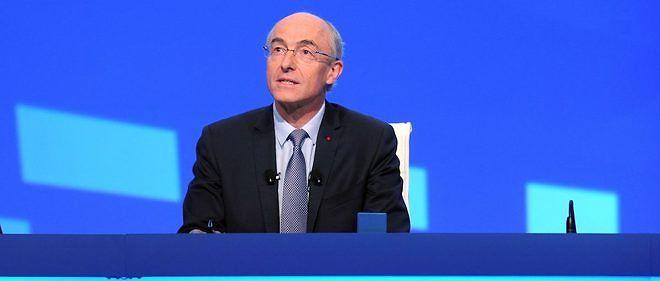 Le PDG français d'Air Liquide, Benoit Potier, en mai dernier.