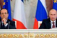 Poutine avait vu sa proposition d'une grande coalition contre le terrorisme en Syrie rejetée par les Occidentaux. Mais il avait alors concentré ses frappes contre les rebelles